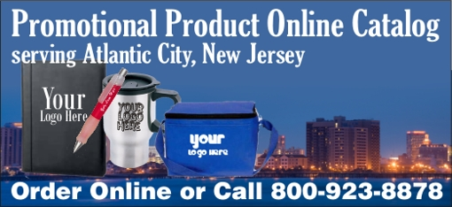 Promotional Products Atlantic City, New Jersey
